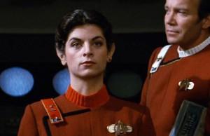 """Kirstie Alley Says She's """"Forever Grateful"""" For Star Trek"""