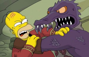 WATCH: 'Star Trek'-Inspired 'Simpsons' Closing Credits