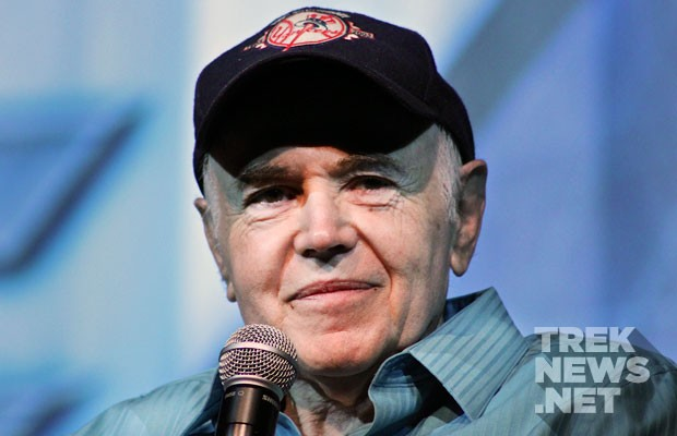 Walter Koenig Pays Tribute To Leonard Nimoy