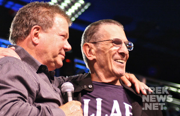 William Shatner Talks Leonard Nimoy's Legacy