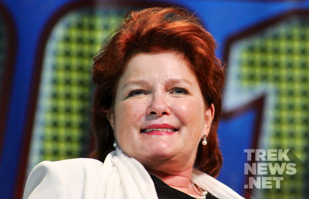 Kate Mulgrew's Official Statement On The Passing Of Leonard Nimoy