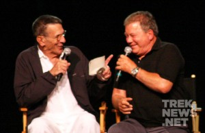 William Shatner Remembers Leonard Nimoy
