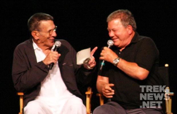 William Shatner Remembers Leonard Nimoy