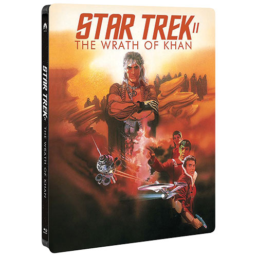 'Star Trek II: The Wrath of Khan' SteelBook