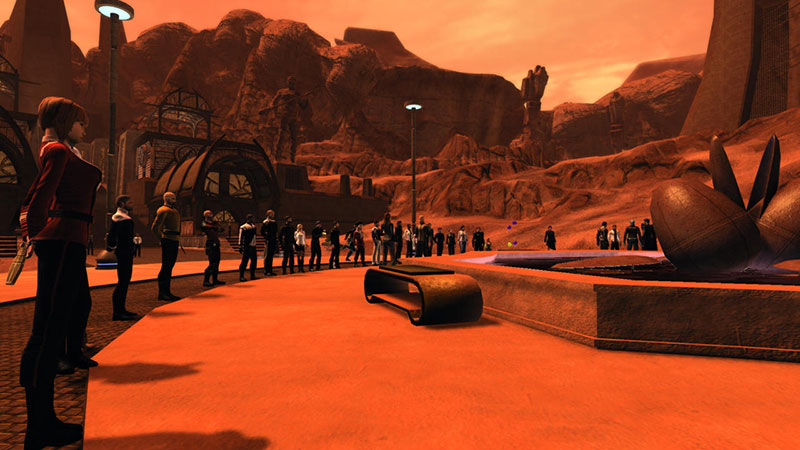 STO players pay tribute to Leonard Nimoy