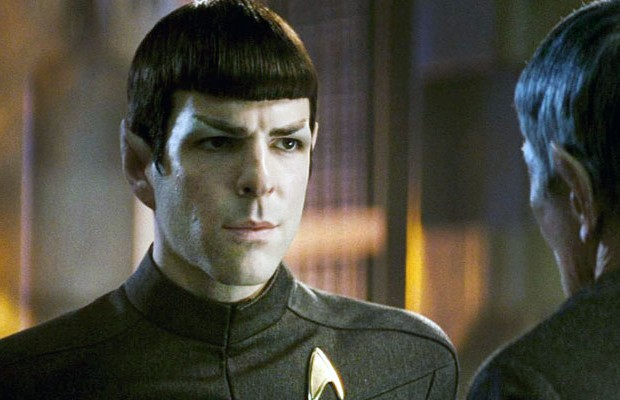 Zachary Quinto Bids Farewell To Leonard Nimoy