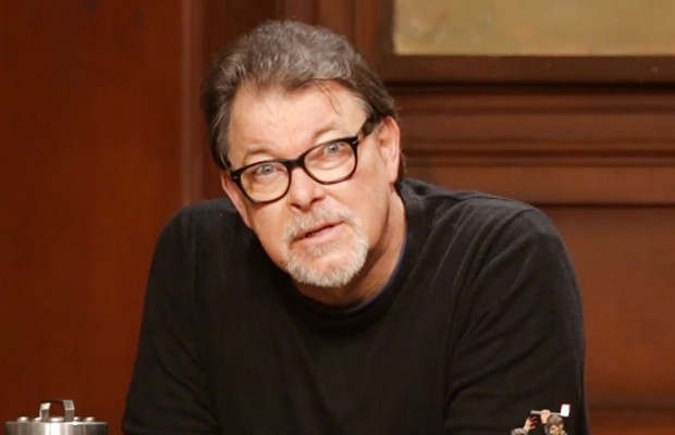 WATCH: Jonathan Frakes Takes The Stand On 'Nerd Court'