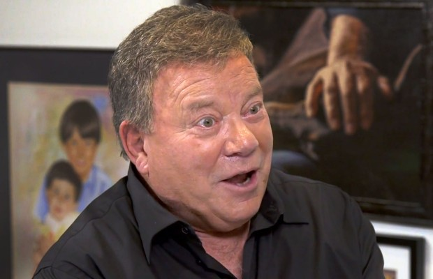 William Shatner's $30 Billion Idea to Save California