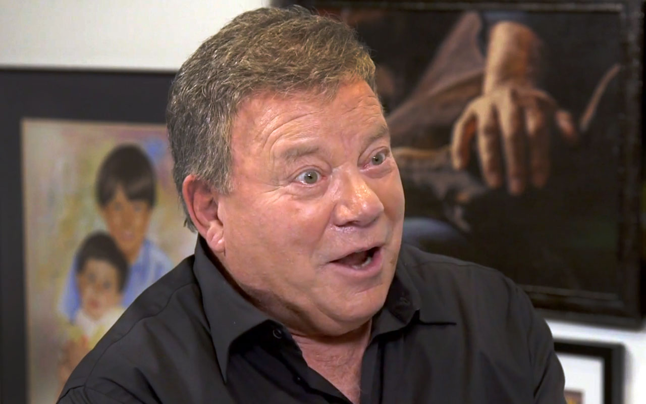 how to meet william shatner