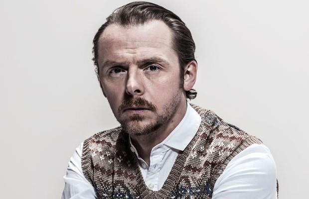 """Simon Pegg Clarifies """"Dumbing Down"""" Comments"""