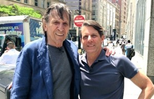 Leonard Nimoy's Son Plans New Documentary: 'For the Love of Spock'