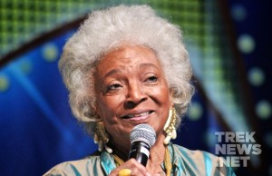 Nichelle Nichols Says She's as 'Wild and Woolly' As Ever After Stroke
