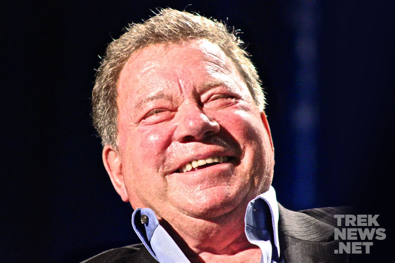 William Shatner at Middlesex Community College's 2015 Celebrity Forum