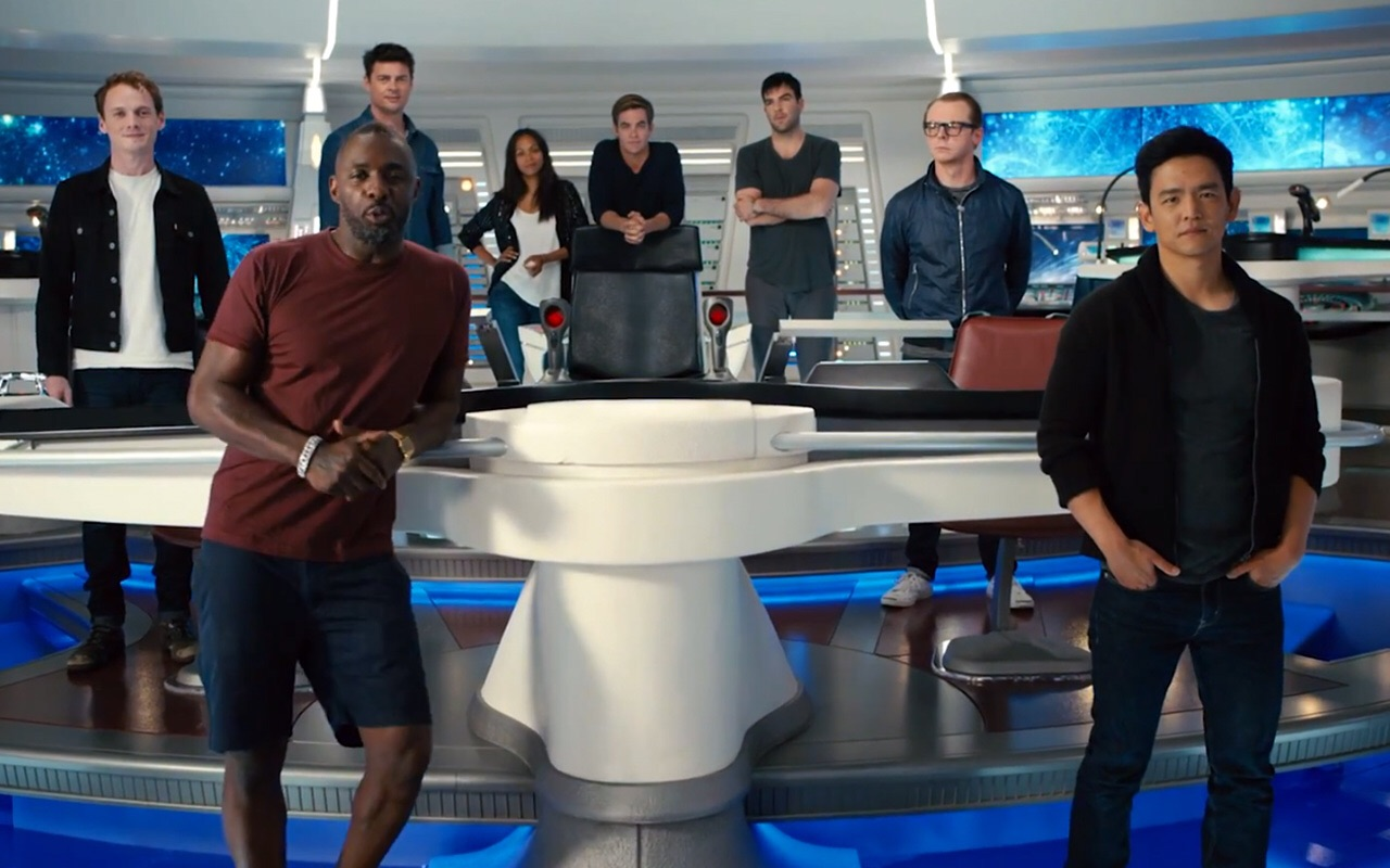 Win A Walk-On Role In STAR TREK BEYOND
