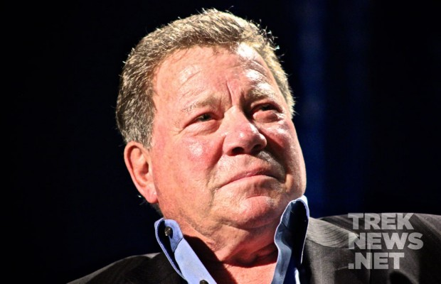 WATCH: William Shatner Returns As Captain Kirk at Comic-Con [#SDCC]