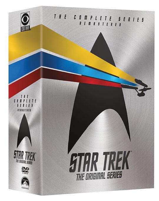 STAR TREK TOS Megapack