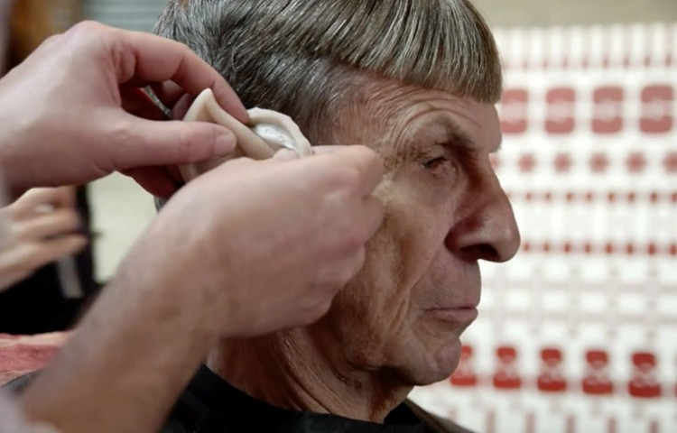'Star Trek Beyond' Cast Pays Tribute To Leonard Nimoy