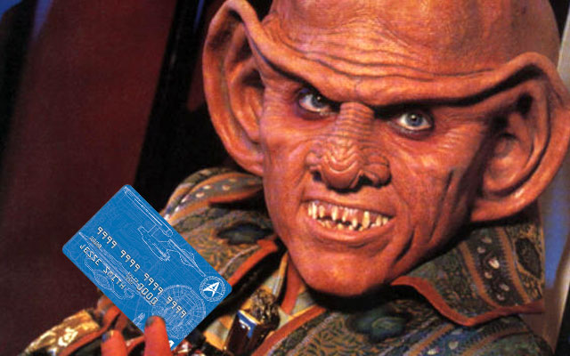 Star Trek Credit Cards To Be Released In September