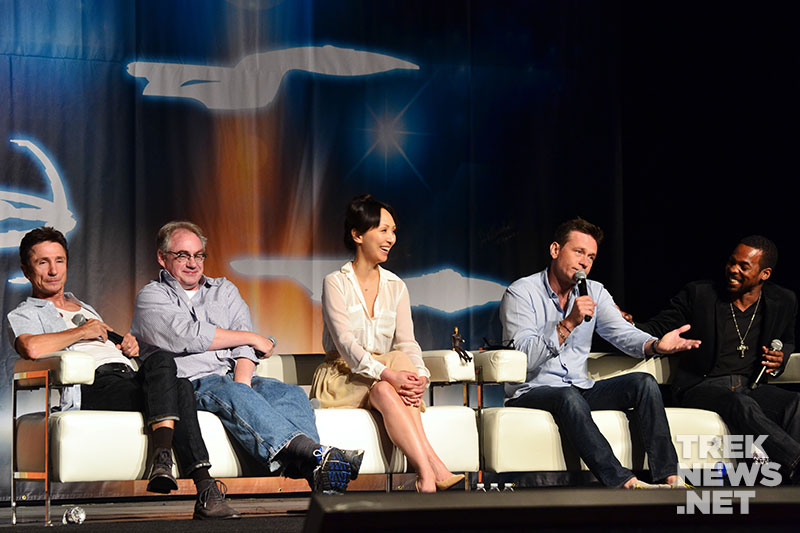 Star Trek: Enterprise panel