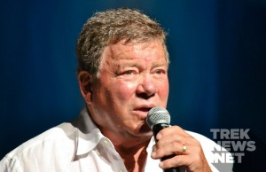 [#STLV] William Shatner On Feud With George Takei: It Upsets Me