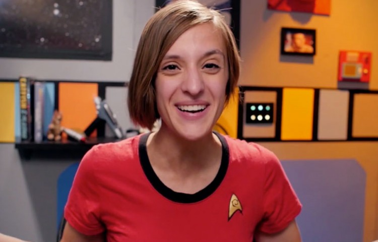 Ensign Williams Returns In Second Season of 'The Red Shirt Diaries'
