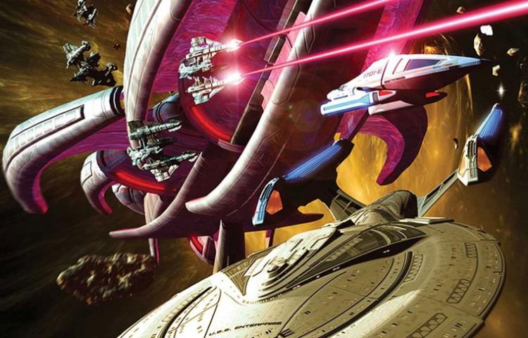 "[REVIEW] ""Star Trek: The Next Generation: Armageddon's Arrow"""
