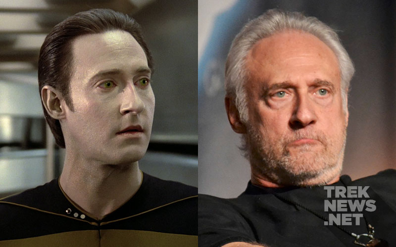 """Star Trek: The Next Generation"" Then and Now: Brent Spiner"