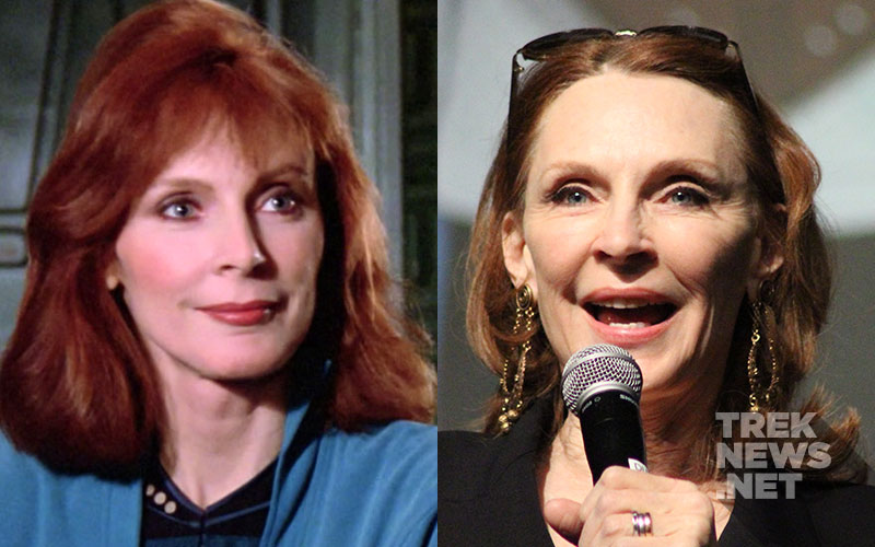 """Star Trek: The Next Generation"" Then and Now: Gates McFadden"