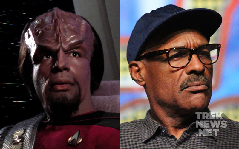 """Star Trek: The Next Generation"" Then and Now: Michael Dorn"