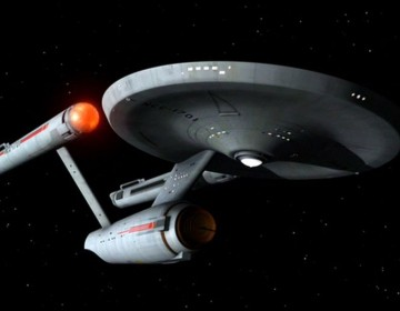 Smithsonian Needs Help To Restore Original Enterprise