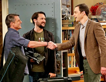 Adam Nimoy to Appear On 'Big Bang Theory'