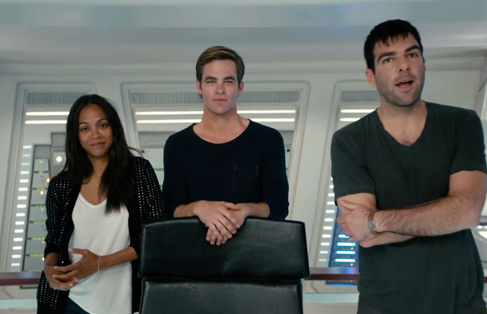 'Star Trek Beyond' Wraps Filming
