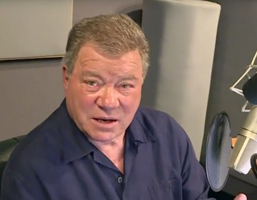 WATCH: Shatner On Narrating 'Breaking Ground'