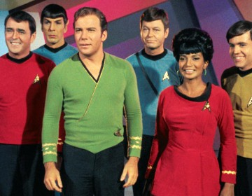 "Moonves Says New Show Will ""Make All Star Trek Fans Very Proud"""