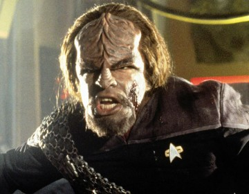 Dorn Confirms New Star Trek Will Not Be 'Captain Worf' Series
