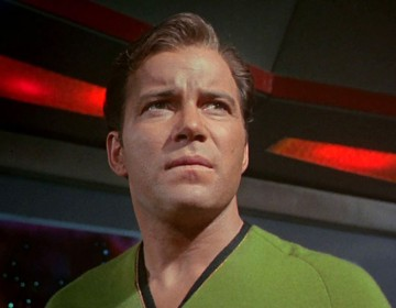 William Shatner Star Trek 50th Anniversary Musical