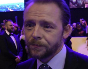 """I Didn't Love It"" Simon Pegg Says of the 'Star Trek Beyond' Trailer"