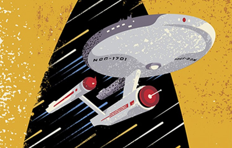 U.S. Postal Service Releasing 50th Anniversary Star Trek Stamps