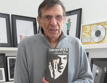 EXCLUSIVE: Leonard Nimoy Talks 'I Am Not Spock'