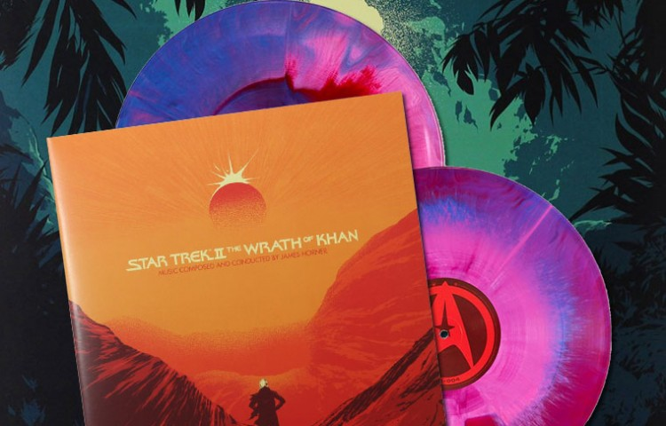Mondo Set To Release Limited Edition 'Wrath of Khan' Vinyl Soundtrack