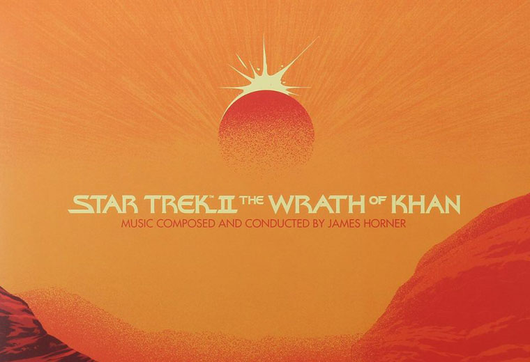 Mondo Set To Release Limited Edition Wrath Of Khan Vinyl