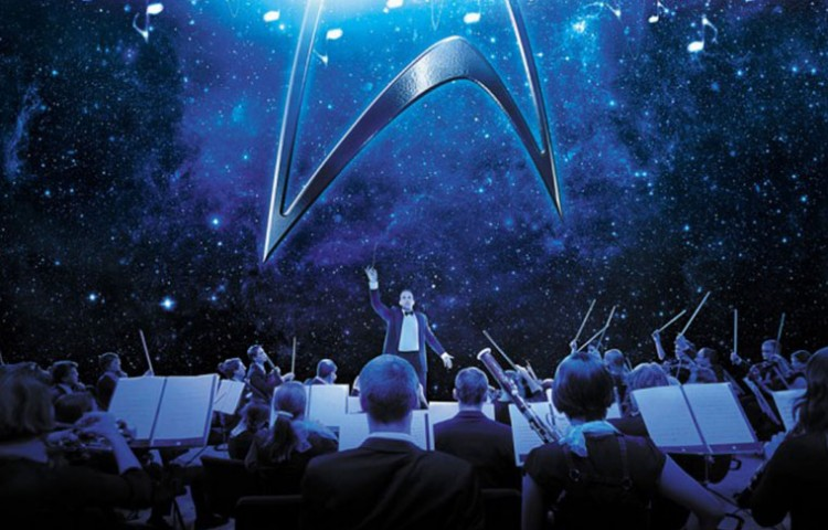 50th Anniversary 'Star Trek' Concert Tour Begins This Month