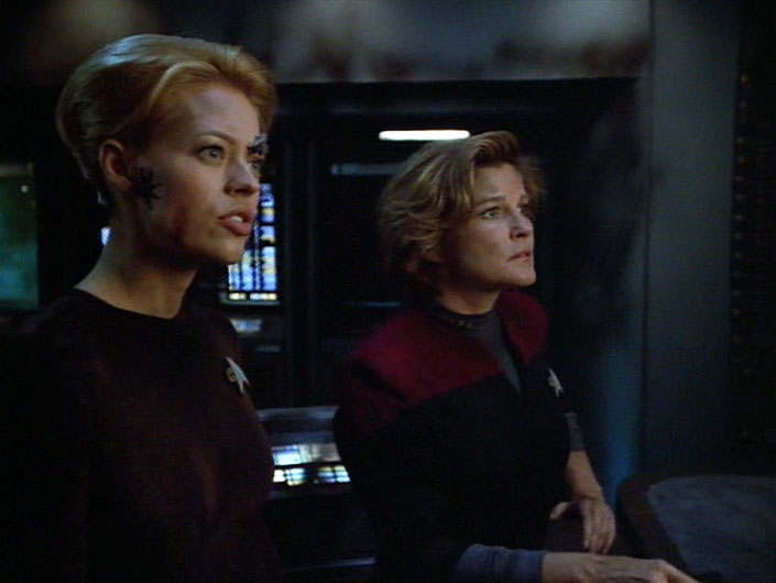 "Star Trek: Voyager ""Year of Hell"""