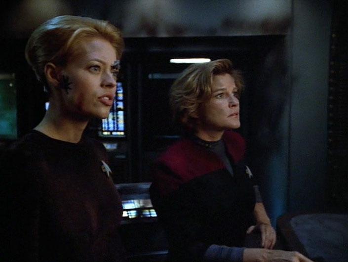 "Star Trek: Voyager ""Year of Hell"""