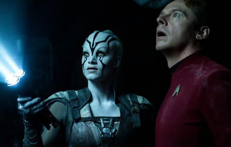 First Official STAR TREK BEYOND Photo