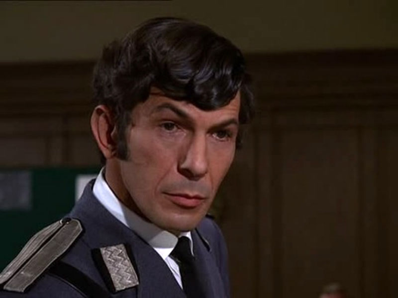 Nimoy on Mission: Impossible