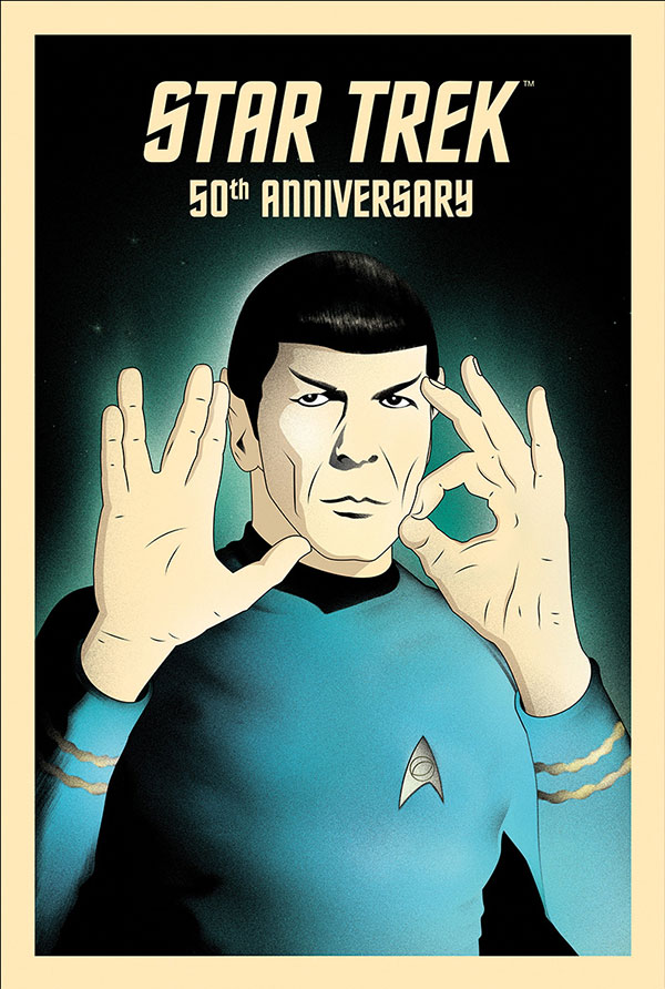 """50 – Live Long and Prosper"" by Rocco Malatesta"