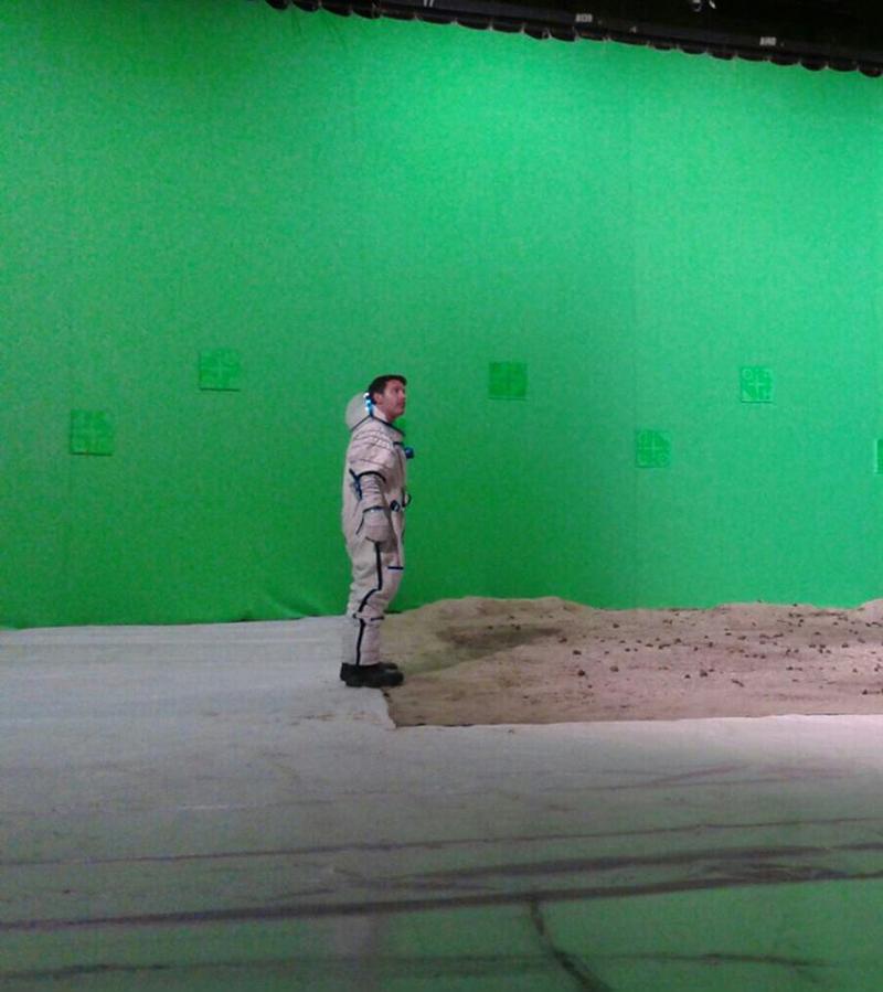 Star Trek All Access pre-production photo
