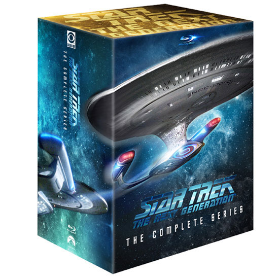 Star Trek: The Next Generation: The Complete Series on Blu-ray
