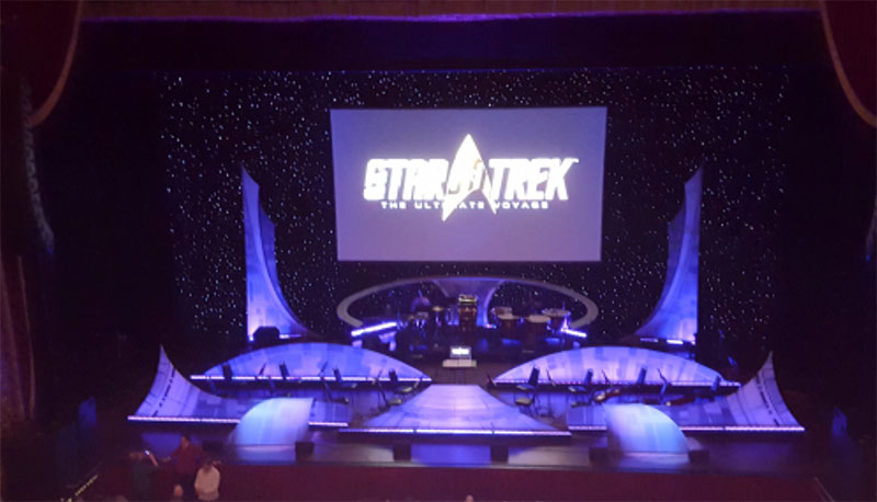 Star Trek: The Ultimate Voyage (photo: Dan Davidson)